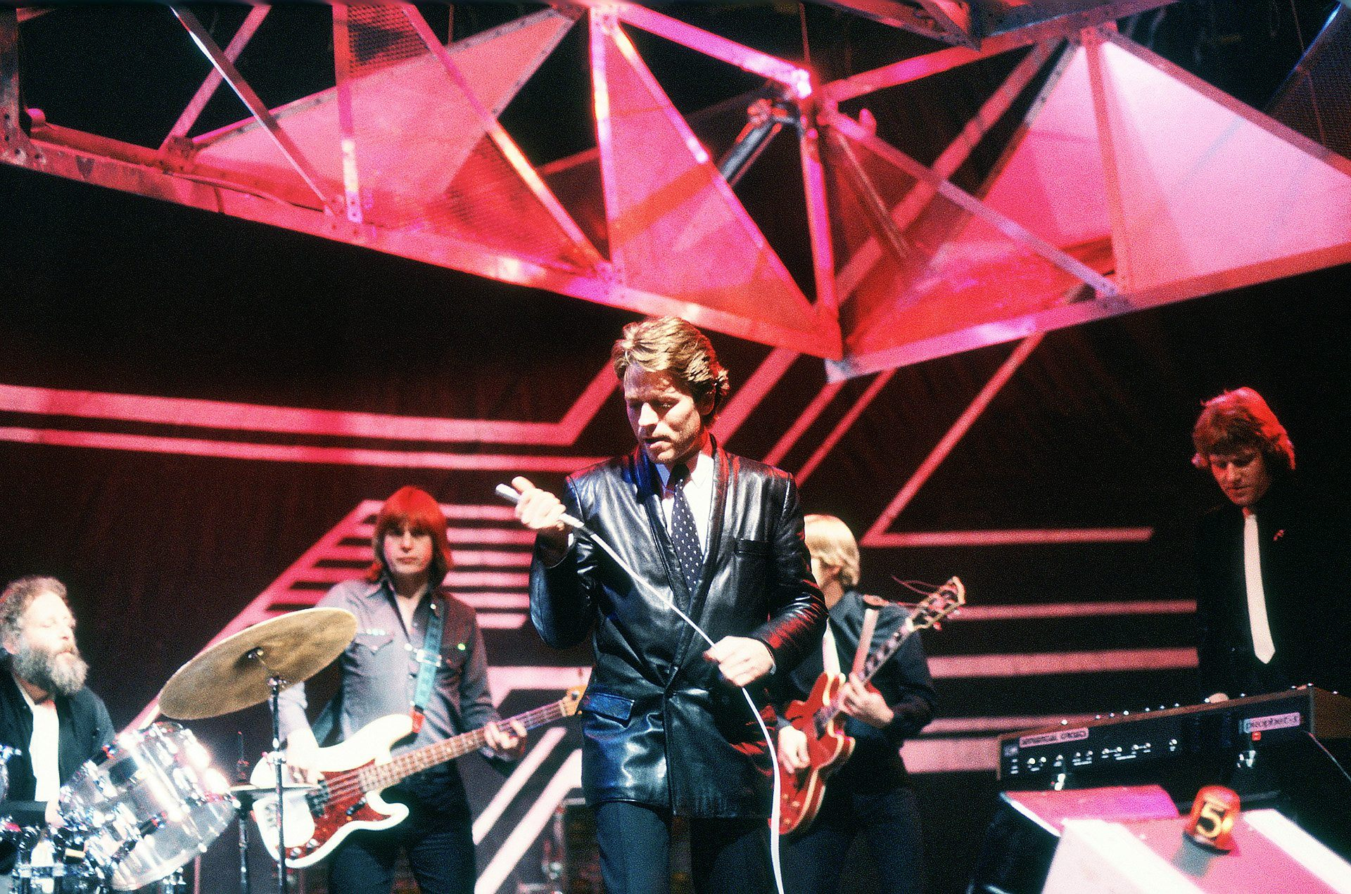 rob The Best Of 1980s Music In Pictures: Part Two