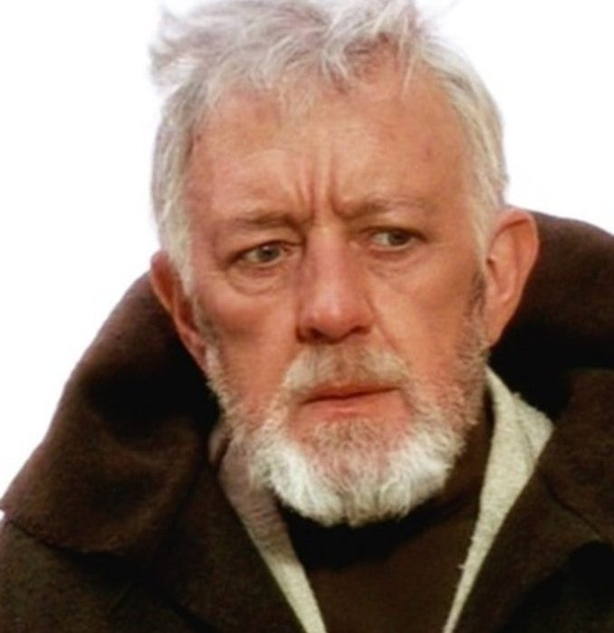 star wars alec guinness hated dialogue harrison ford 1070510 1280x0 1 e1581516317745 20 Embarrassing Movie Roles Actors Just Can't Escape