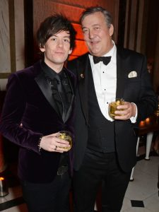 stephen fry 13 Ten Things You Never Knew About Stephen Fry
