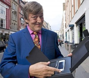 stephen fry 15 Ten Things You Never Knew About Stephen Fry