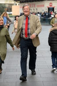 stephen fry 4 Ten Things You Never Knew About Stephen Fry