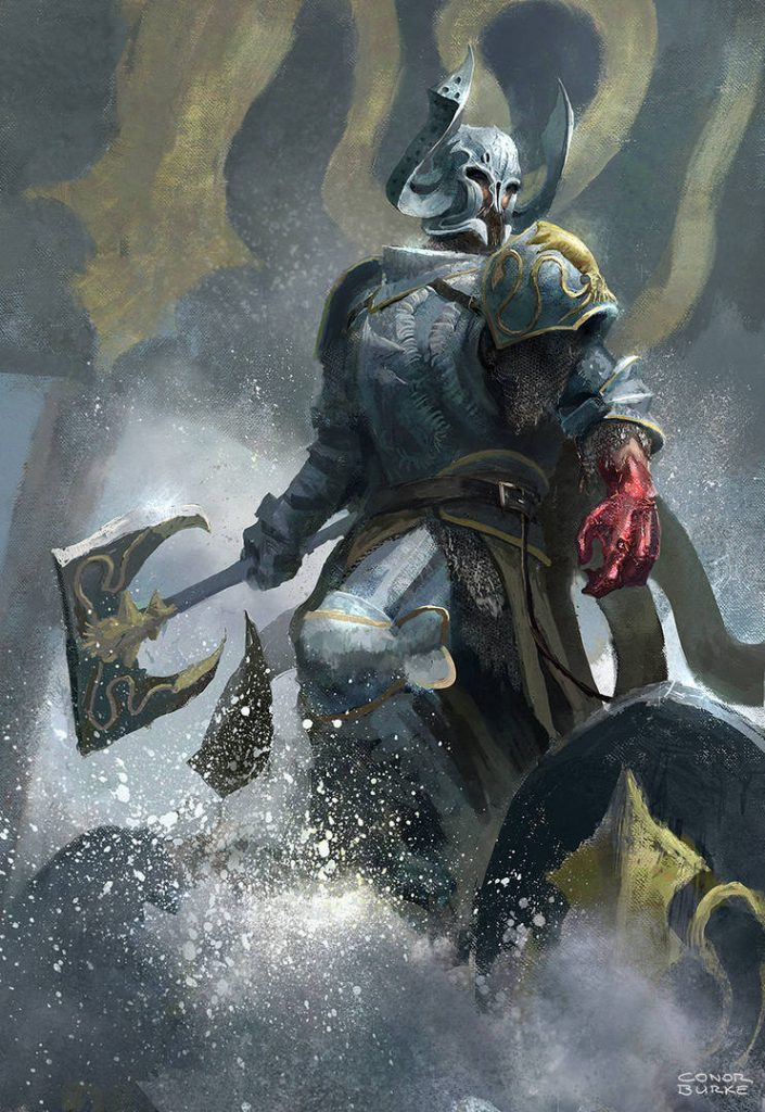 victarion greyjoy by conorburkeart d8siyke pre The 18 Biggest Changes In Game Of Thrones From Book To Screen