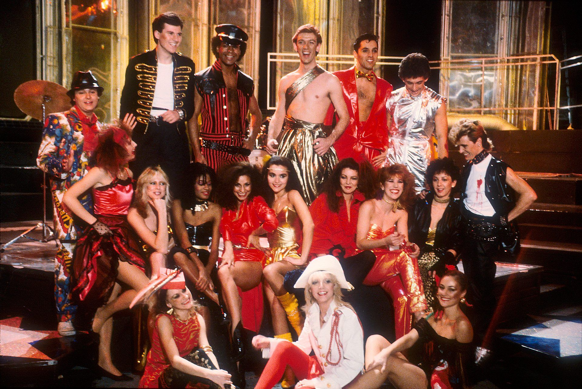 zoo The Best Of 1980s Music In Pictures: Part Two