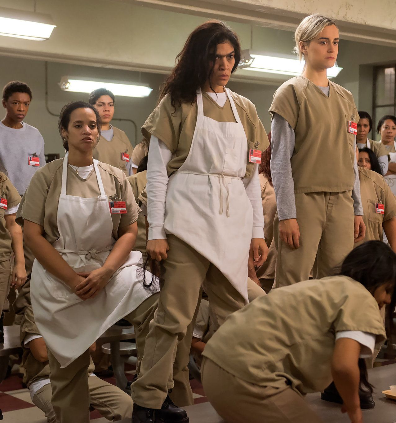 08oitnb slide 7JJY superJumbo 25 Things You Didn't Know About Orange Is The New Black