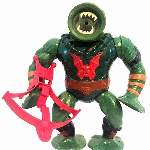 1 6 Mekaneck To Stinkor: How Many Of These Obscure He-Man Toys Do You Remember?