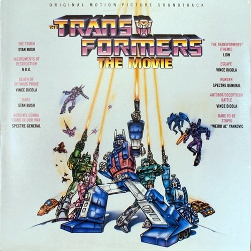 10 10 Fascinating Facts About The Transformers: The Movie!