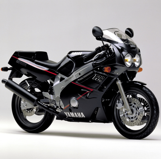 13FZR 12 Iconic Motorcycles Released In The 1980's!