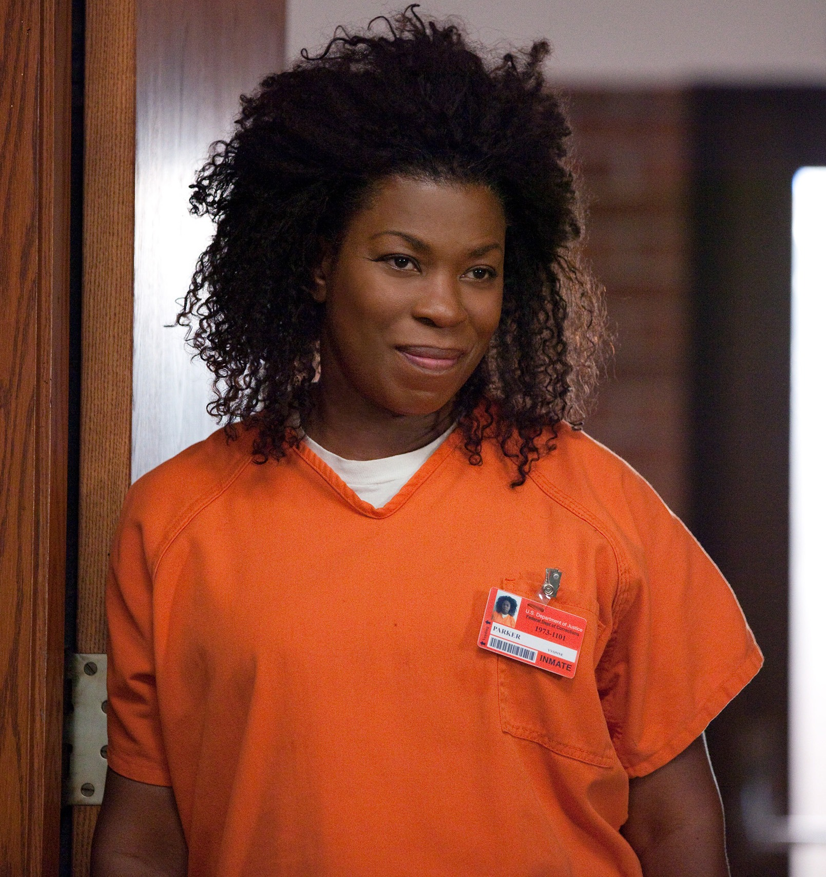 140612 fallon oitnb toussaint tease vq0jvs 25 Things You Didn't Know About Orange Is The New Black