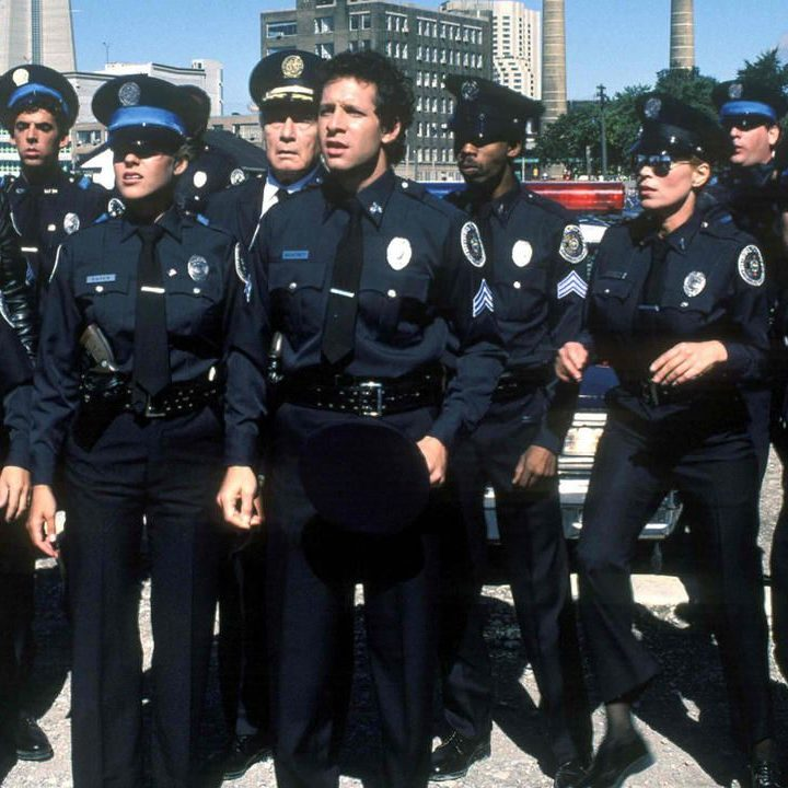 1528472950 police academy 1984 e1599220294133 20 Things You Might Not Have Realised About The Naked Gun
