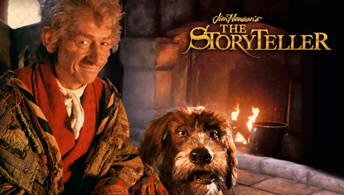 1story teller 12 Incredible Facts You Never Knew About Jim Henson's The Storyteller!