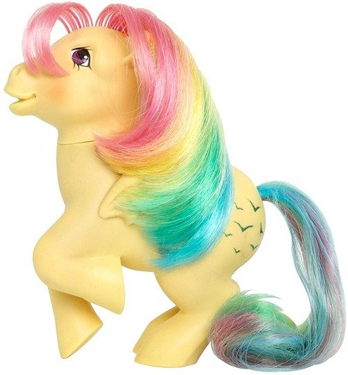 The Skydancer pony. My Little Pony created this toy in 1983.