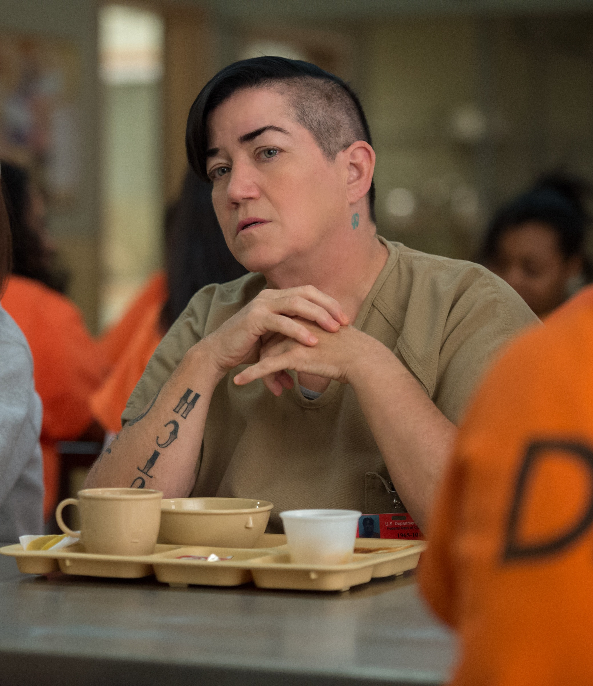 21f93bfd 84c7 4a3c aec6 4b094f6e3d7c oitnb 4020629 01063 r 25 Things You Didn't Know About Orange Is The New Black