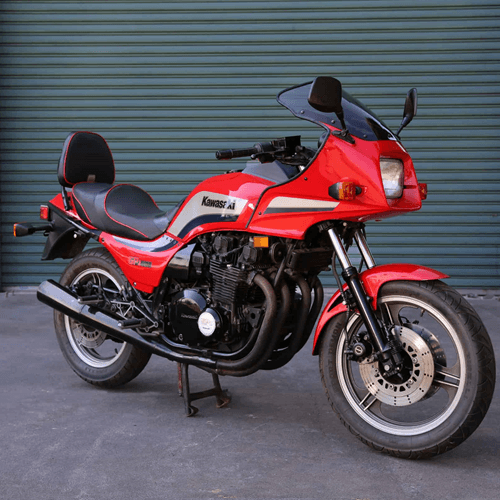 2gpz1100 12 Iconic Motorcycles Released In The 1980's!