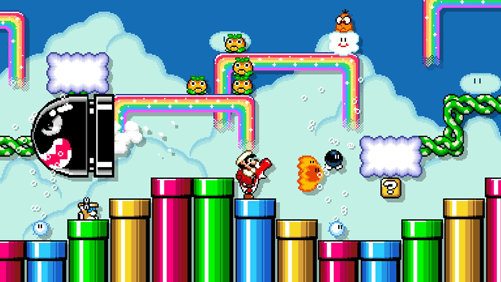 4Mario World Why Super Mario Maker 2 Is The Perfect Game For 80s Kids