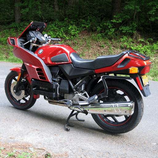 5K100 12 Iconic Motorcycles Released In The 1980's!