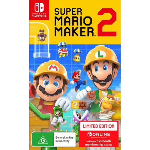 7 Special Edition Why Super Mario Maker 2 Is The Perfect Game For 80s Kids