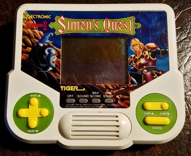8 9 Only 80s Kids Remember These Electronic Games
