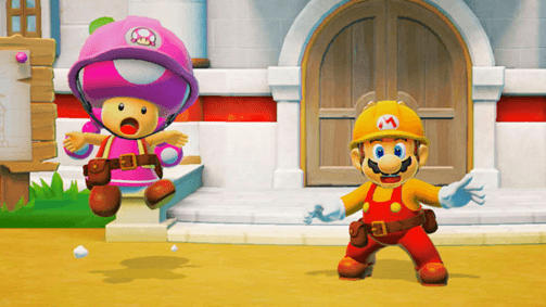 8 Story Mode Why Super Mario Maker 2 Is The Perfect Game For 80s Kids