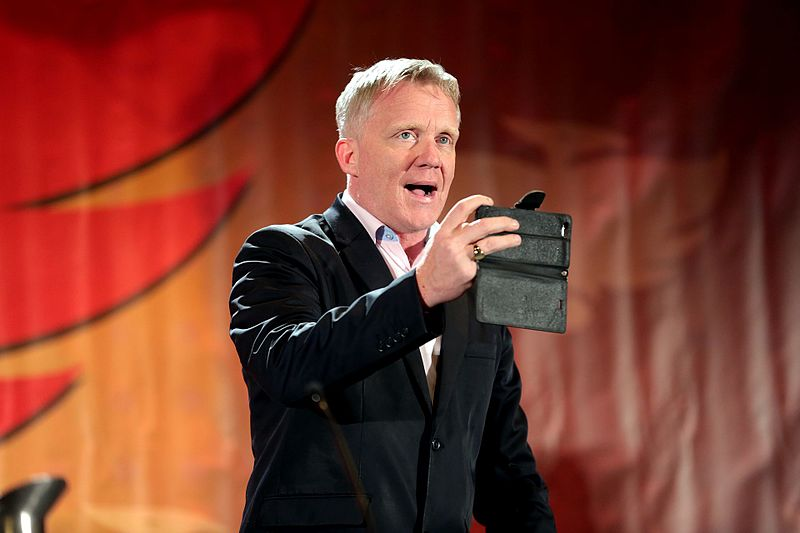 Anthony Michael Hall 34813694572 Here's What The Cast Of The Breakfast Club Look Like Today