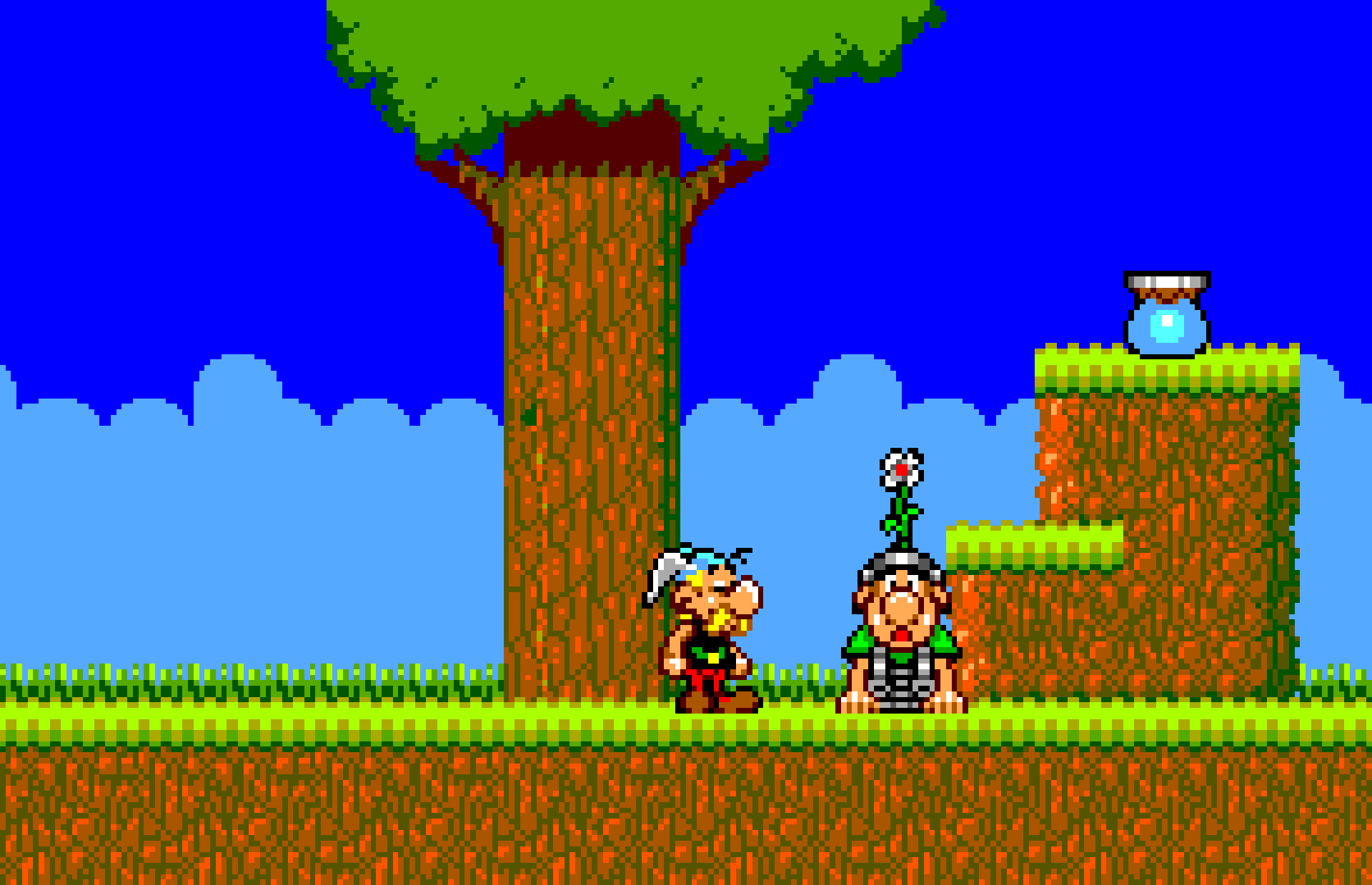 Asterix Gameplay 1 Classic Sega Master System Games - Which Was Your Favourite?