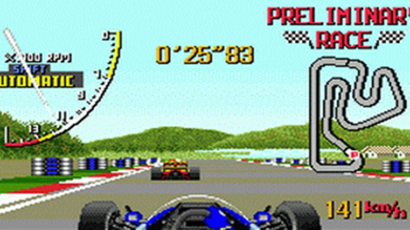Ayrton Senna s Super Monaco GP 2 1992 Sega e1627906989146 Classic Sega Master System Games - Which Was Your Favourite?