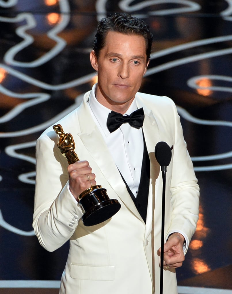 Best Actor Matthew McConaughey 10 Actors Who Seriously Injured Themselves To Win An Oscar