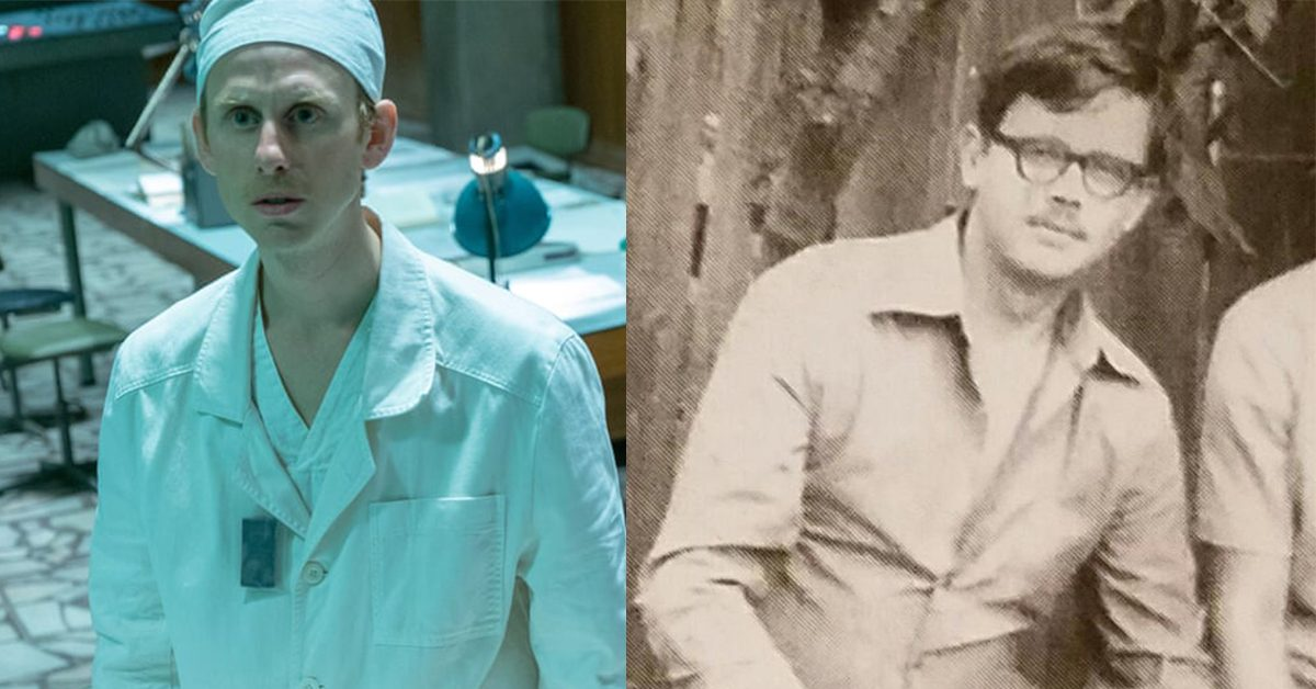 ChernoEmms Here's What The Chernobyl Cast Look Like Compared To Their Real-Life Counterparts