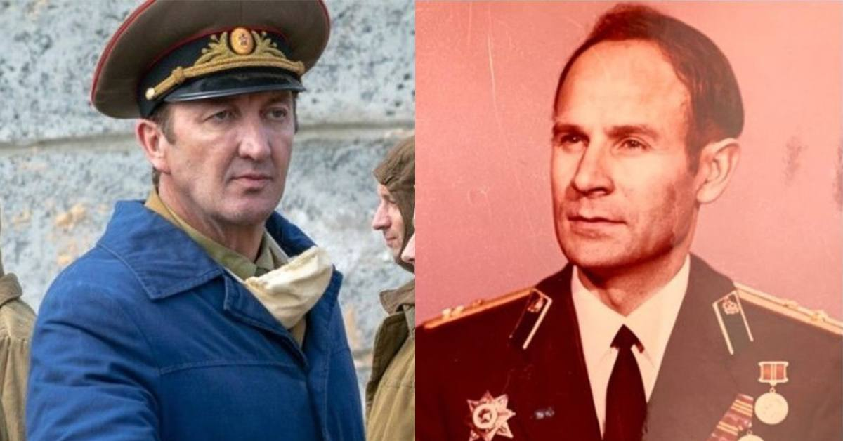 ChernoIneson Here's What The Chernobyl Cast Look Like Compared To Their Real-Life Counterparts