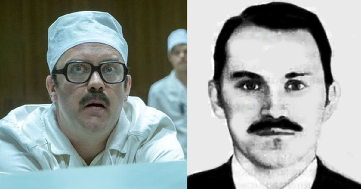 ChernoTroughton Here's What The Chernobyl Cast Look Like Compared To Their Real-Life Counterparts