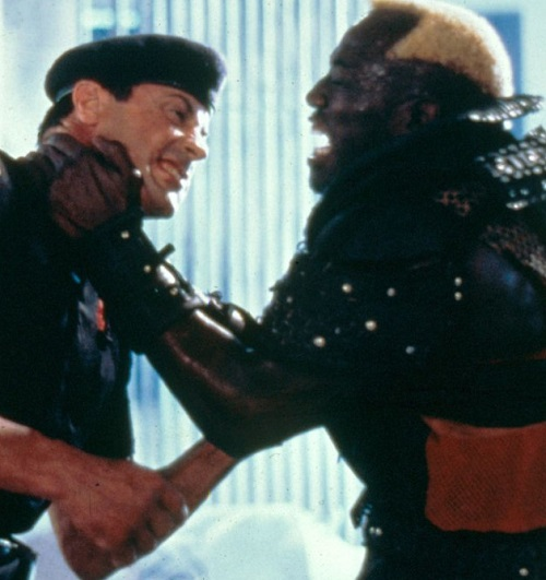 Demo Man featured 20 Things You Might Not Have Realised About Demolition Man