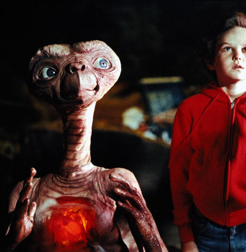 ET The Extraterrestrial 1 20 Things You Didn't Know About Stranger Things