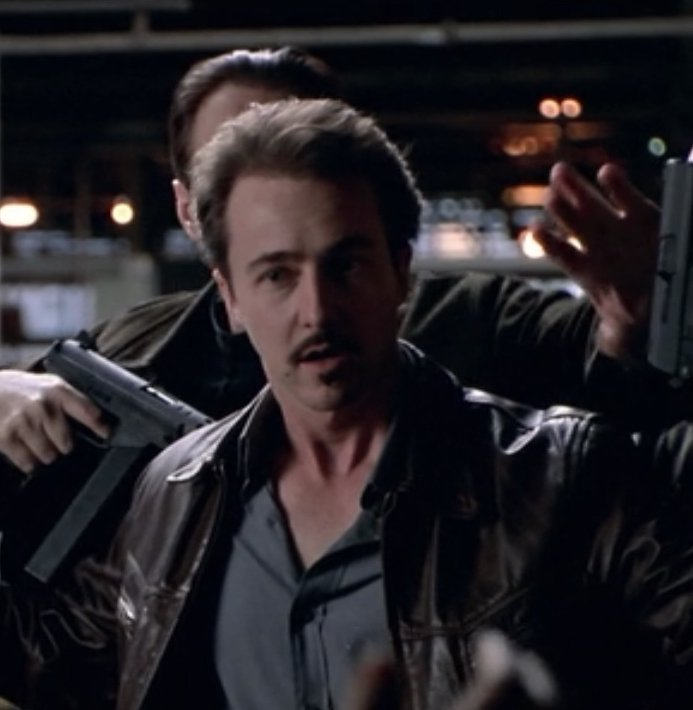 Edward Norton for The Italian Job 20 Movie Stars Who Hated Their Own Famous Films