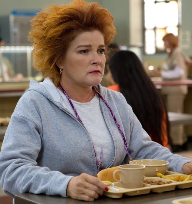 Galina Red Reznikov 25 Things You Didn't Know About Orange Is The New Black