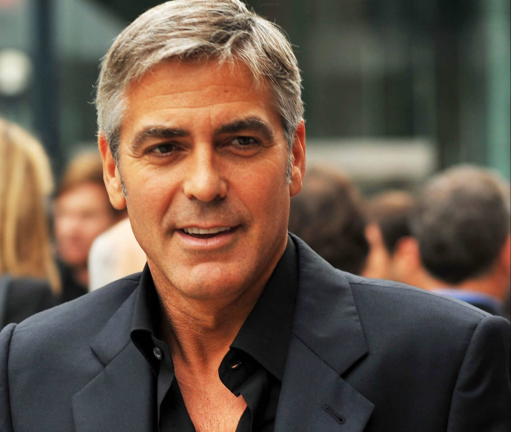 George Clooney 4 The Men Who Stare at Goats TIFF09 cropped e1616491088698 10 Things You Probably Didn't Know About George Clooney