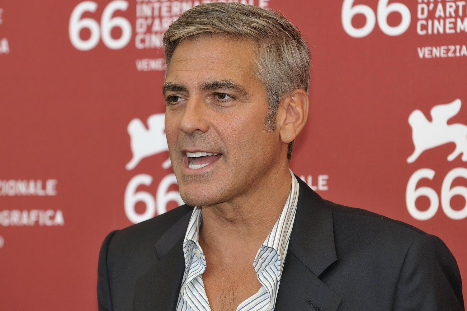 George Clooney 66ème Festival de Venise Mostra 5 10 Things You Probably Didn't Know About George Clooney