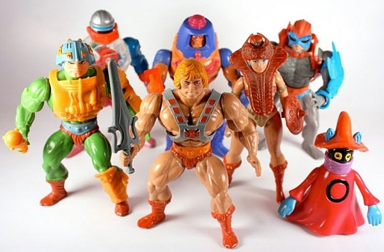 INTRO 2 Mekaneck To Stinkor: How Many Of These Obscure He-Man Toys Do You Remember?