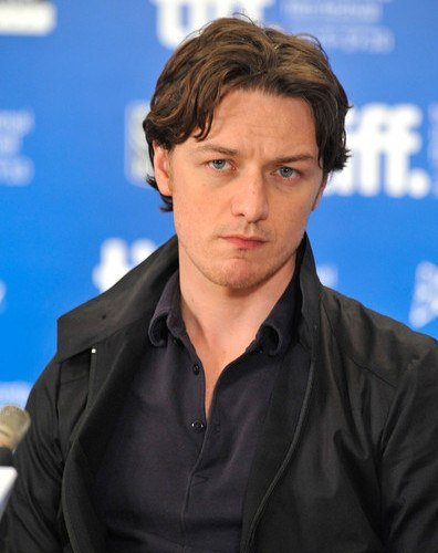 JamesMcAvoyConspiratorPressConferenceR Uz13rz98l 24 Things You Didn't Know About The X-Men Films