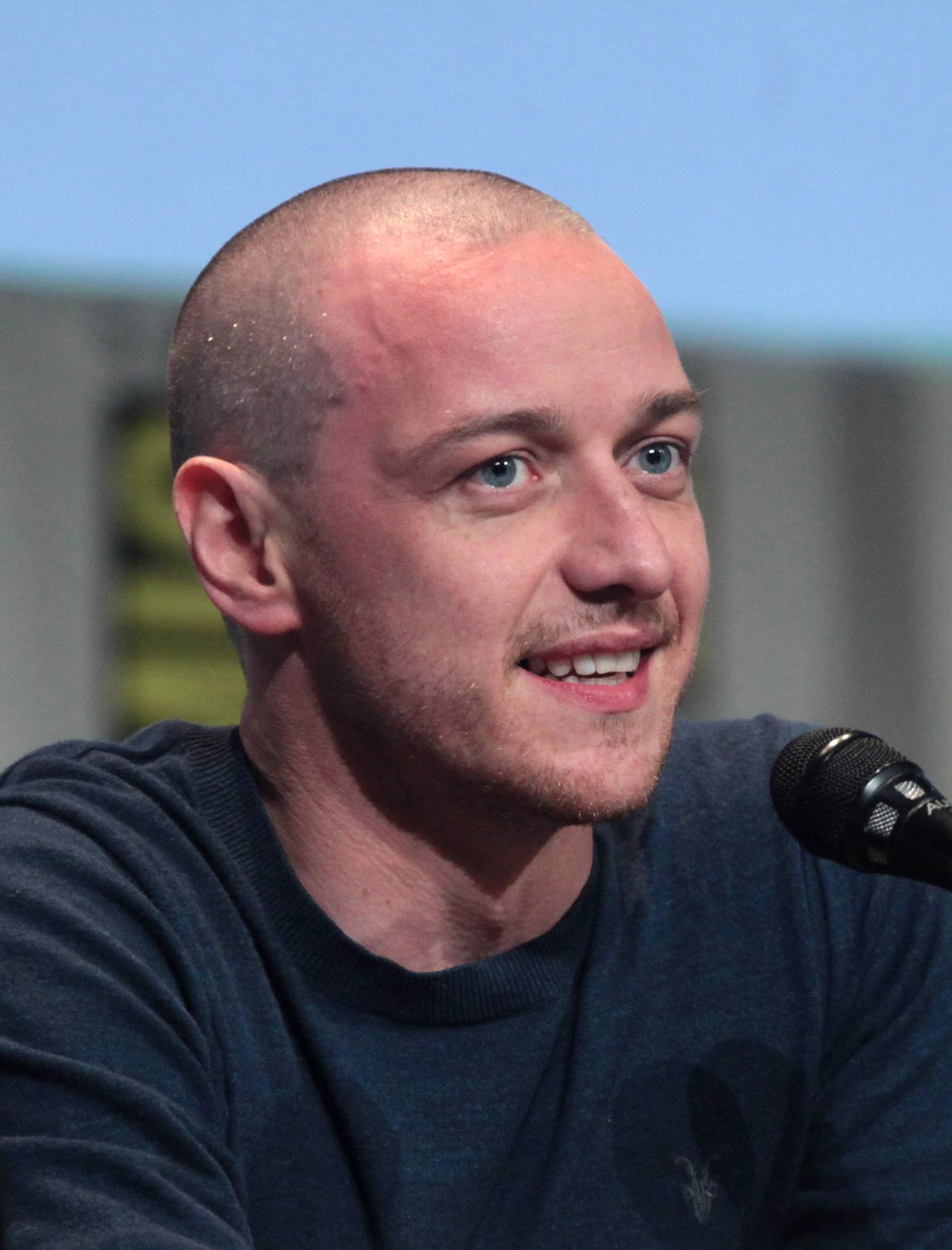 James McAvoy 2015 24 Things You Didn't Know About The X-Men Films