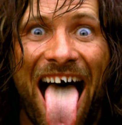 LOTR feat 20 Film Scenes That Nearly Killed The Actor