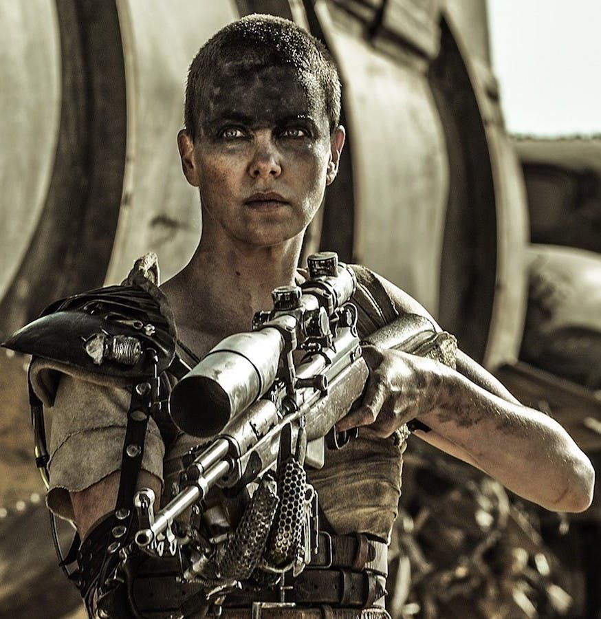 Mad Max Fury Road Charlize Theron Furiosa 20 Things You Didn't Know About Stranger Things