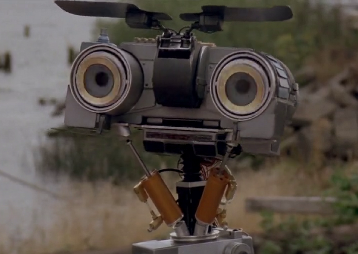 Number5850 Need Input? Here's 25 Things You Didn't Know About Short Circuit