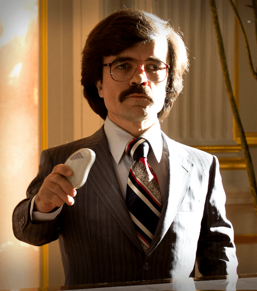 Peter Dinklage as Bolivar Trask in X Men peter dinklage 37148067 1200 1000 24 Things You Didn't Know About The X-Men Films