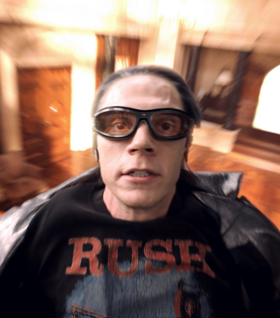 Quicksilver TA 24 Things You Didn't Know About The X-Men Films