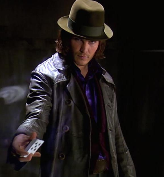 Remy LeBeau Earth 10005 from X Men Origins Wolverine film 0005 24 Things You Didn't Know About The X-Men Films