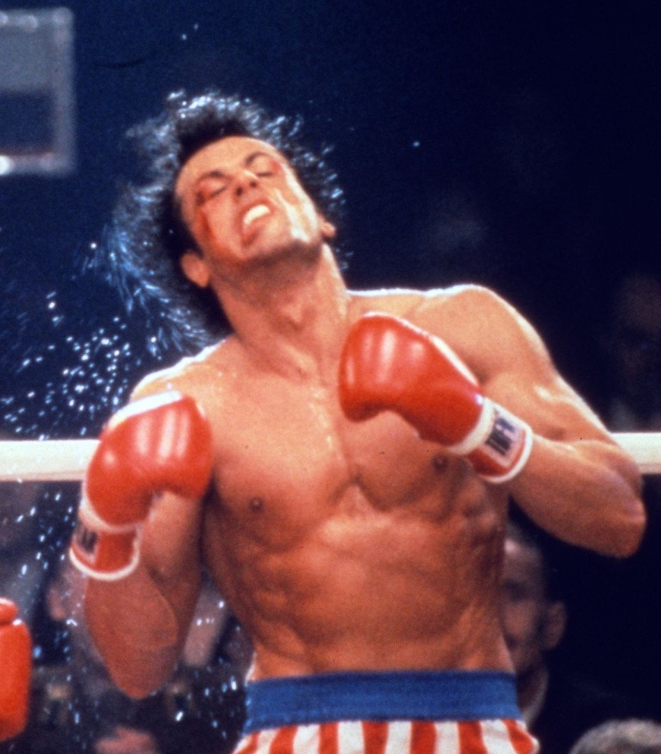 Rocky IV Stallone Lundgren 20 Film Scenes That Nearly Killed The Actor