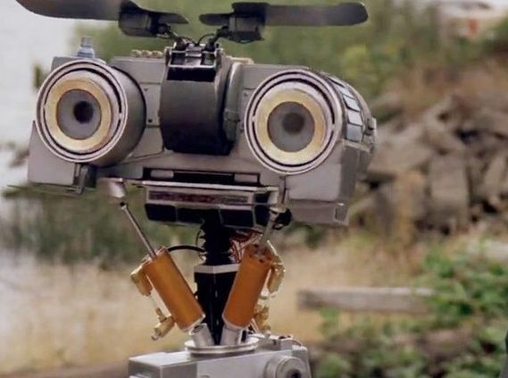 Short Circuit 1986 film images 12f1aa6a 44b8 428e 940a 4c51650bb0d e1621323671248 Need Input? Here's 25 Things You Didn't Know About Short Circuit
