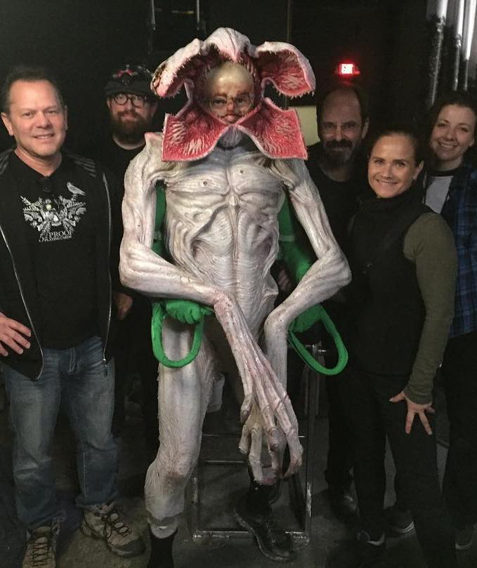 Spectral Motion and Mark Steger 20 Things You Didn't Know About Stranger Things