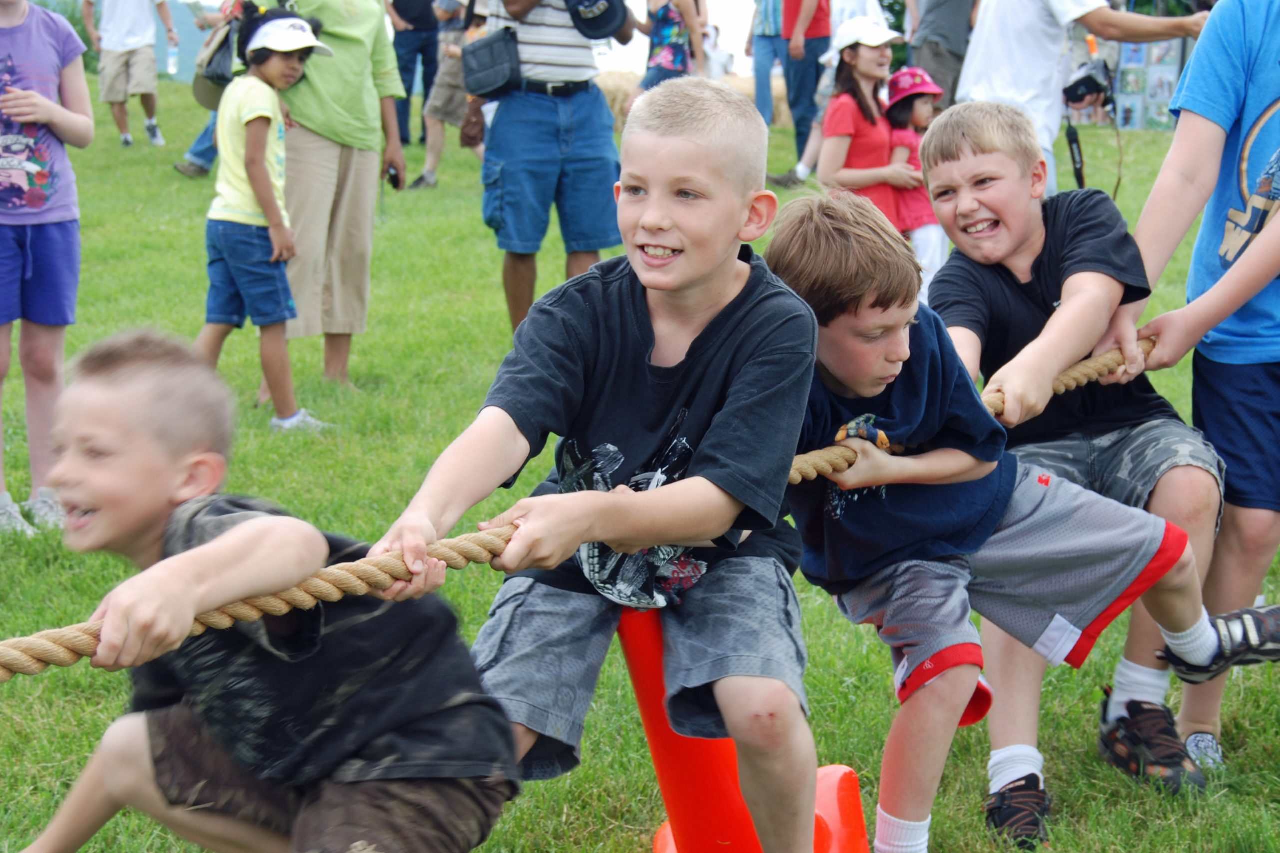 Tug o war 5798655160 scaled How Many Of These School Sports Day Events Did You Take Part In Growing Up?