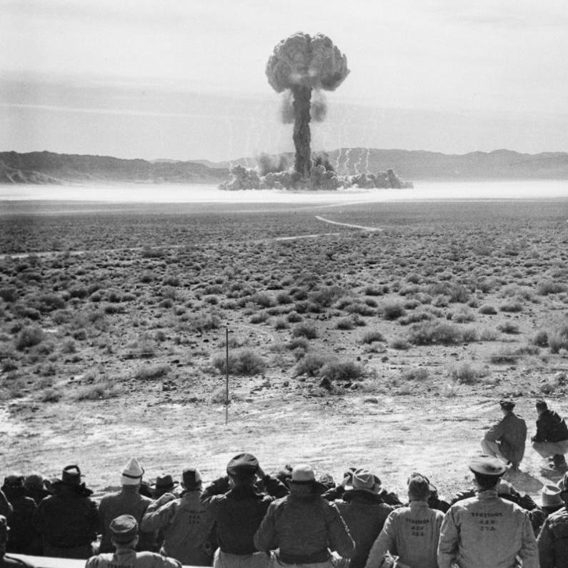 atomic test Unexplainable Things That Happened On Movie Sets