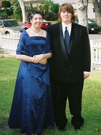 celebrity 14 e1559807806729 20 Celebrity Prom Pictures That Prove No-One Was Cool In High School